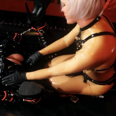 Ep. 178 - A Latex Toy For The Baroness III